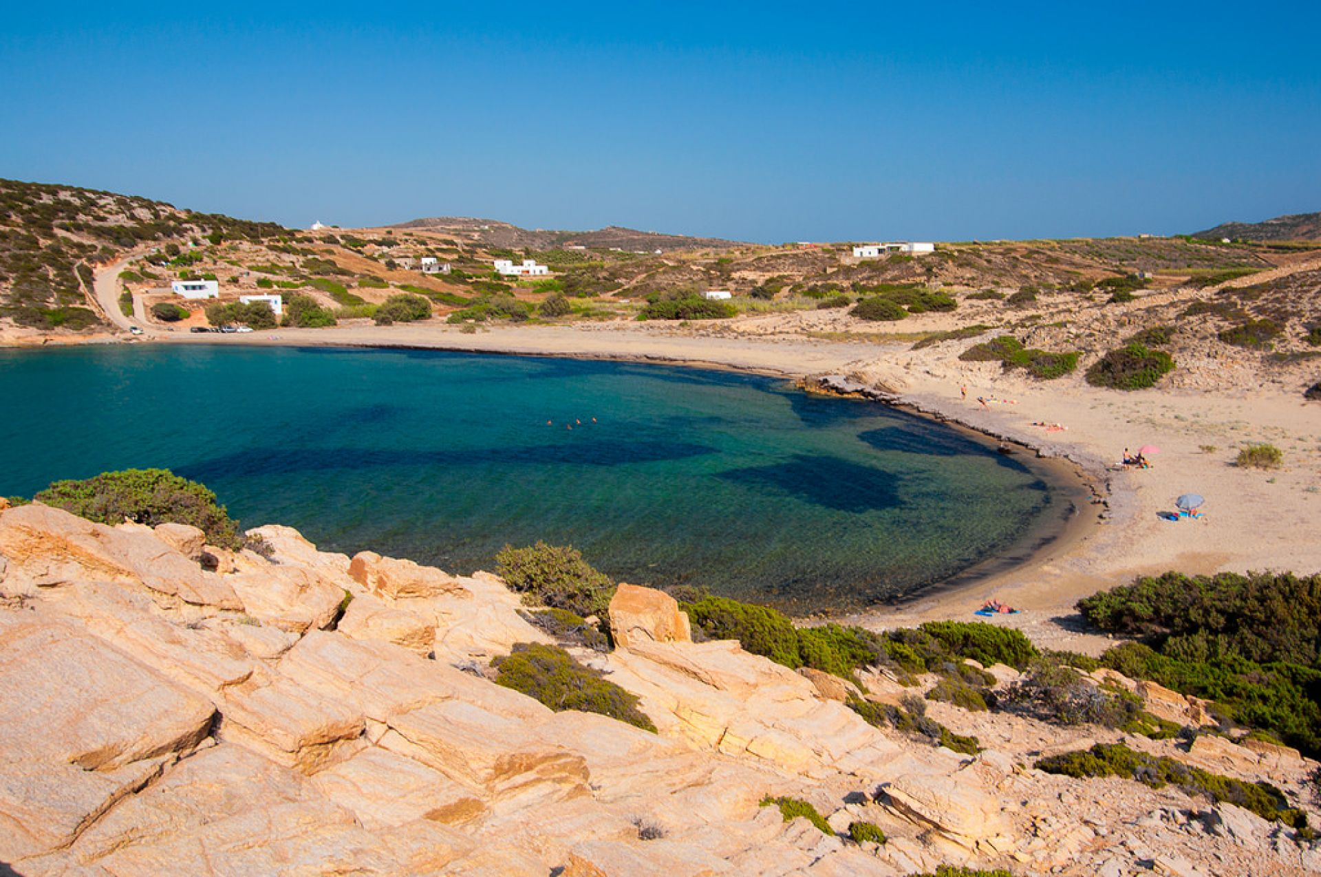 Antiparos Beaches: Beautiful and ready to be discovered - Part 2