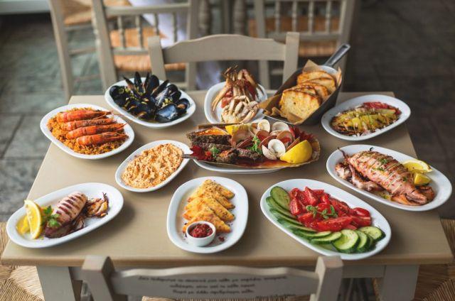 Greek Island Cuisine - Part 1