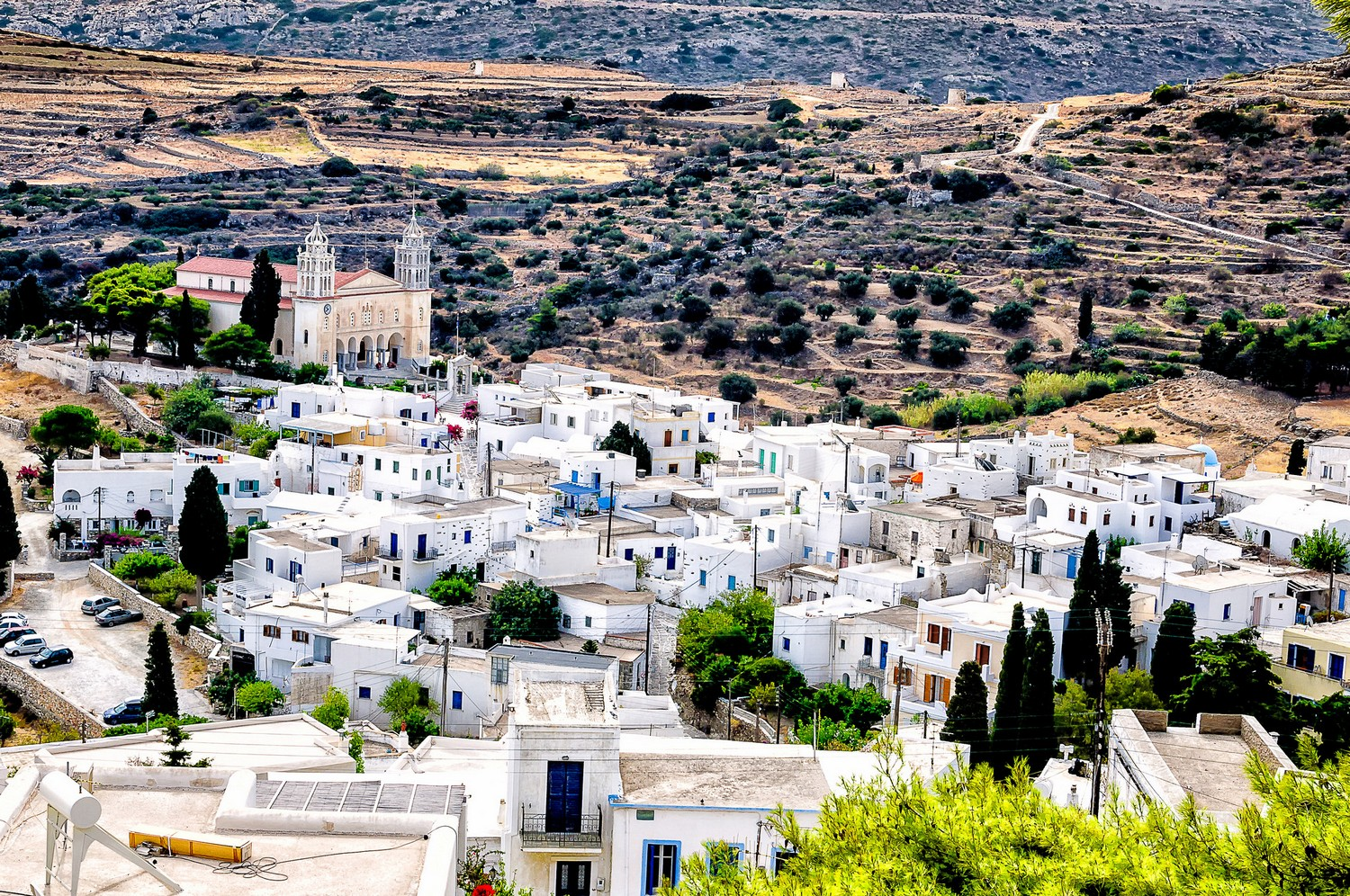 Paros Villages: dreamy sea and an ancient soul still intact – Part 3