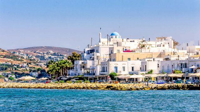 Paros & Antiparos: dreamy atmosphere even in October