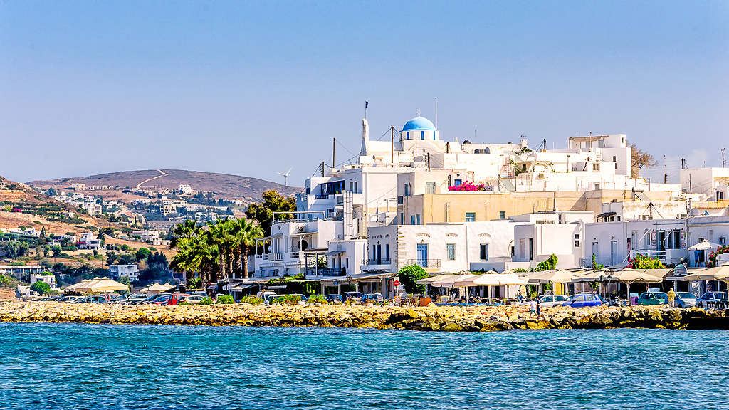 5 Things to do in Paros