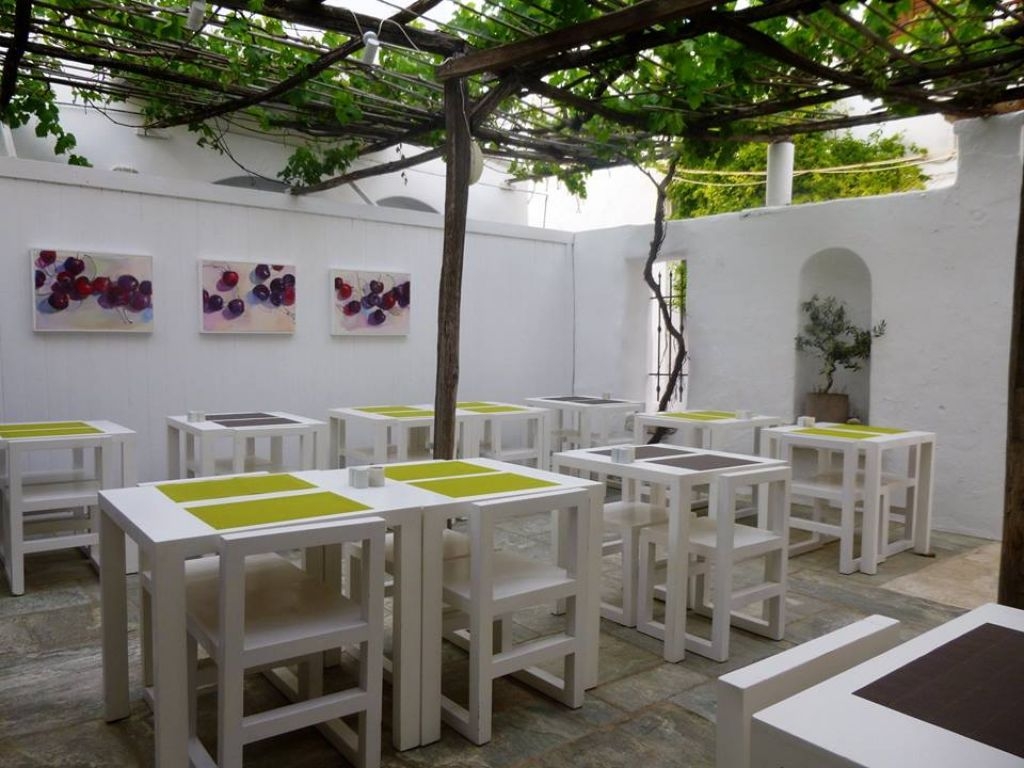 PAORIKIA - Levantis Restaurant